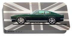 Aston Martin V8 Vantage Portable Battery Charger