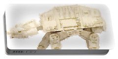 At-at All Terrain Armored Transport Portable Battery Charger