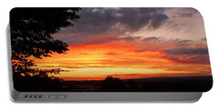 Portable Battery Charger featuring the photograph At The End Of The Day ... by Juergen Weiss
