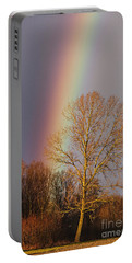 At The End Of The Rainbow Portable Battery Charger