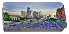Atlanta Capital Of Georgia Portable Battery Charger