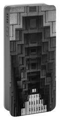 Atlanta Ga Architecture-city Building Portable Battery Charger by Douglas Barnard