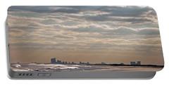 Atlantic City Skyline II Portable Battery Charger