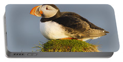 Atlantic Puffin Iceland Portable Battery Charger
