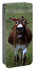 Portable Battery Charger featuring the photograph Attack by Peter Piatt