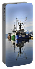 Auke Bay Reflection Portable Battery Charger