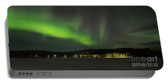 Aurora Borealis Portable Battery Charger