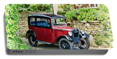 Austin Seven Portable Battery Charger