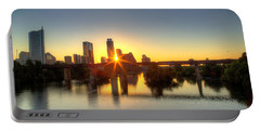 Austin Sunrise Portable Battery Charger