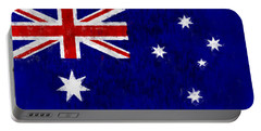 Australia Flag Portable Battery Charger