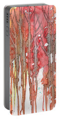 Autumn Abstract No.1 Portable Battery Charger