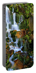 Autumn Along Summit Creek Portable Battery Charger