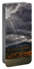 Autumn Beams Portable Battery Charger