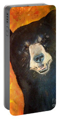 Autumn Bear Portable Battery Charger