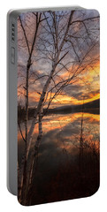 Autumn Dawn Portable Battery Charger