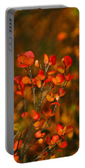 Autumn Emblem Portable Battery Charger by Jeremy Rhoades