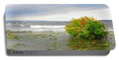 Autumn Flood Portable Battery Charger by Randi Grace Nilsberg