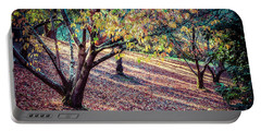 Autumn Grove Portable Battery Charger