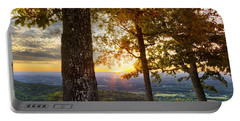 Autumn Highlights Portable Battery Charger
