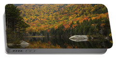 Autumn In Kinsman Notch Portable Battery Charger