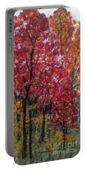 Autumn In Nashville Portable Battery Charger