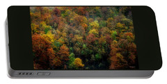 Portable Battery Charger featuring the photograph Colours Of Autumn by Marija Djedovic
