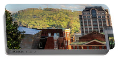 Autumn In Roanoke Portable Battery Charger