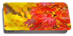 Autumn Is Beautiful Portable Battery Charger