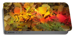 Autumn Masquerade Portable Battery Charger