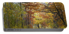 Autumn Nature Trail Portable Battery Charger