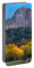Autumn Of The Gods Portable Battery Charger