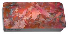 Autumn Paintbrush Portable Battery Charger