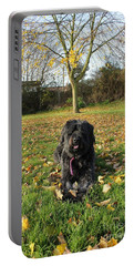 Autumn Portrait Portable Battery Charger by Vicki Spindler