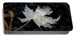 Autumn Rain Portable Battery Charger