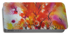 Autumn Riot Portable Battery Charger