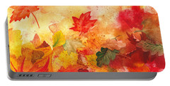 Autumn Serenade  Portable Battery Charger