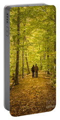Autumn Song Portable Battery Charger