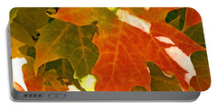 Autumn Sunlight Portable Battery Charger