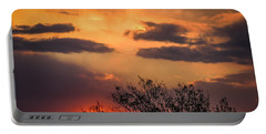 Autumn Sunrise Portable Battery Charger