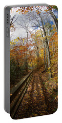 Autumn Trail Portable Battery Charger