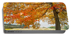 Autumn Tree - 2 Portable Battery Charger