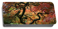 Autumn's Fire Portable Battery Charger