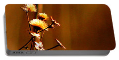 Portable Battery Charger featuring the photograph Autumn's Moment by Bruce Patrick Smith