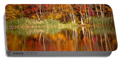 Autumns True Colors Portable Battery Charger