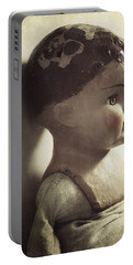 Portable Battery Charger featuring the photograph Ava by Amy Weiss