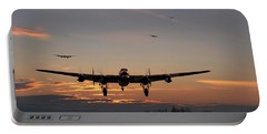 Avro Lancaster - Dawn Return Portable Battery Charger
