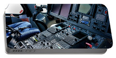 Aw139 Cockpit Portable Battery Charger