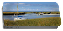 Portable Battery Charger featuring the photograph Awaiting Adventure by Gordon Elwell