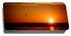 Awakening Sun Portable Battery Charger