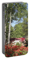 Azalea Flowers Portable Battery Charger